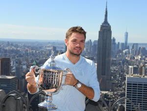 Stan Wawrinka clinched his third Grand Slam title on September 11, 2016 when he defeated Novak Djokovic for the US Open top prize