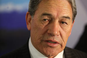 "<span style=""font-size:13px;"">Winston Peters has offered to be the first to re-enter the Pike River mine but Prime Minister Bill English doesn't think anyone will take him seriously.</span>"
