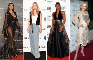 Every week, we ask brand and style expert Nick Ede for his opinion on the best and worst A-list outfits from the past seven days. Irina Shayk, Kate Hudson, Gabrielle Union and Nicole Kidman are some of the celebs in this week's picks, but have they scored a sartorial hit or miss?