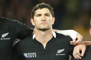Former All Black Stephen Donald