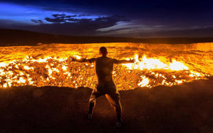 Door to Hell and other unusual natural phenomena around the world