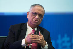 Doesn't matter what you study: N Narayanmurthy