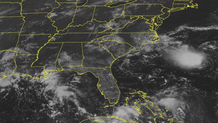 Southeastern US braces for two tropical depressions