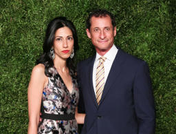 Anthony Weiner and Huma Abedin