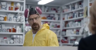 Super Bowl Commercial: Esurance (Breaking Bad)