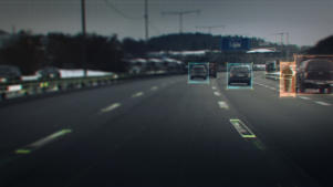 The Volvo Cars self-driving solution generates exact positioning and a complete 360° view of the car's surroundings. This is achieved by a combination of multiple radars, cameras and laser sensors. A network of computers processes the information, generating a real-time map of moving and stationary objects in the environment.