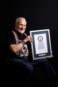 First Men On The Moon- Buzz Aldrin