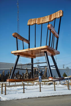 Largest Rocking Chair
