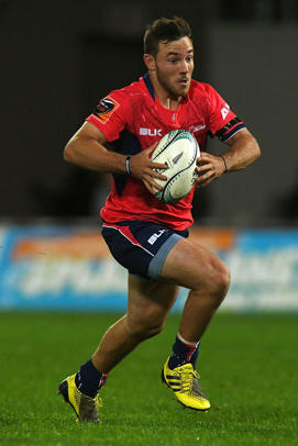 David Havili of Tasman, file photo.