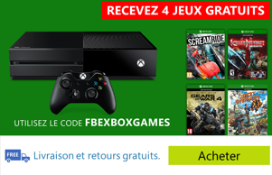 Xbox One Promo Store Stripe