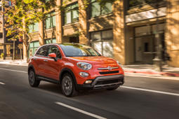 2017 Fiat 500X: lots of personality, middling performance