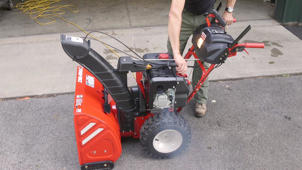 Get your Snowblower Winter-Ready in 5 Steps