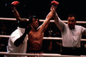 Film and Television Rocky IV, Sylvester Stallone