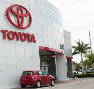 Toyota remained the market leader with 22 per cent market share