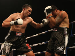 In 2012 Joseph Parker won his first three professional fights by knockout includ...