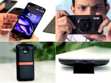 Moto Z Moto Mods Review: Hasselblad True Zoom, JBL Soundboost, and Moto Instashare