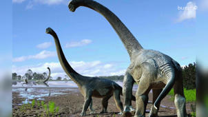 Man discovers new dinosaur species while herding sheep