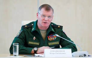 Spokesman for the Russian Defence Ministry, Major-General Igor Konashenkov