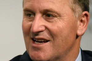 Prime Minister of New Zealand John Key