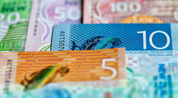 NZ dollar lose ground on Fed rate bets