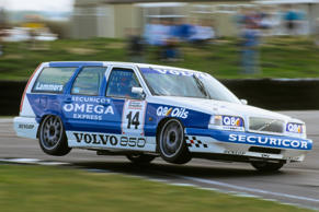 In 1994 the Volvo 850 raised eyebrows when it raced spectacularly in the British...