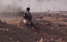 Islamic State trying guerrilla tactics against Mosul offensive