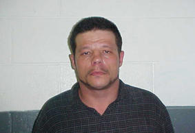 This June 8, 2010 photo provided by the Kay County Detention Center shows Michael Vance. Authorities are searching for Vance, who is suspected in a double slaying and accused of shooting and wounding multiple police officers near Oklahoma City on Sunday, Oct. 23, 2016.