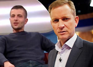 Jeremy Kyle under fire for telling guest to kill themselves