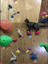 Cat laughs in the face of climbing wall challenge