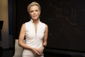 In this May 5, 2016 photo, Megyn Kelly poses for a portrait in New York.