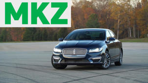 2017 Lincoln MKZ Road Test