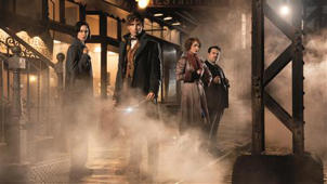 Film Clip: 'Fantastic Beasts and Where to Find Them'