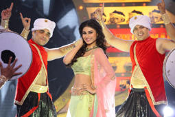 Mouni Roy's performance on Bigg Boss