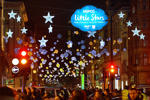 Little Stars Oxford Street Christmas Lights switched on in London, UK - 06 Nov 2016 The Oxford Street Christmas decorations and lights have been switched and this year the theme is Little Stars in aid of the NSPCC.