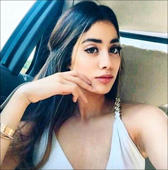 Aadar Jain, Ahan Shetty, Jhanvi Kapoor: Star kids who will join showbiz in 2017: Jhanvi Kapoor Boney Kapoor has confirmed that daughter Jhanvi will be making her debut in a Karan Johar film. It is said that she may work in a remake of Marathi superhit Sairat.