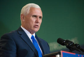 File photo of Mike Pence