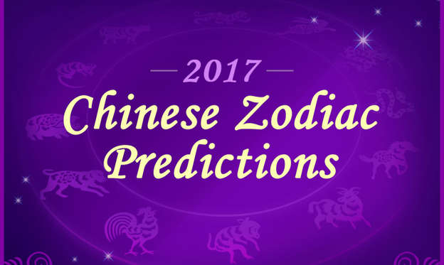 2017 is the year of the Rooster. In Chinese culture, zodiac signs (twelve animal signs) are determined by the lunar year in which you are born in. Your age can be calculated with these signs and your monetary matters can be predicted. Will you be extremely lucky in the upcoming Chinese year? What do you must pay extra attention to when it comes to your love, career, and money horoscope? Let's take a look and see what will happen to you in 2017. Please note that all the information is taken from Click 108.