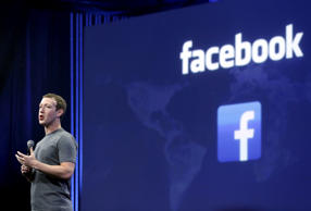 10: Facebook CEO Mark Zuckerberg.