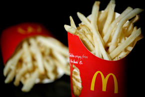 The 16 meals on the McDonalds menu that come under 400 and 600 calories