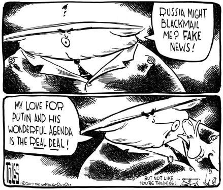 Slide 21 of 43: ©Tom Toles/Washington Post