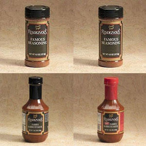 Sauce/Seasoning Combo