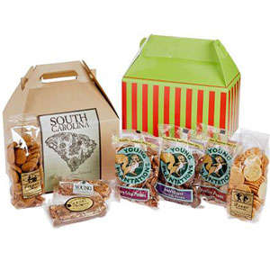 South Carolina Specialties Gift Basket