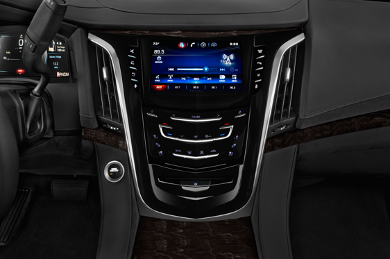 Slide 1 of 25: 2017 Cadillac Escalade