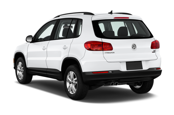 Slide 2 of 14: 2017 Volkswagen Tiguan