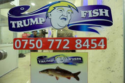 A Trump restaurant opens in northern Iraq