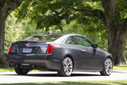 Cadillac's base ATS Coupe is still a respectable performer