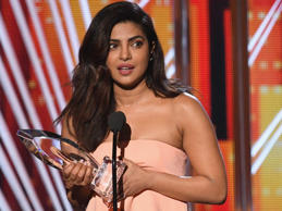 Priyanka wins her second People's Choice Award