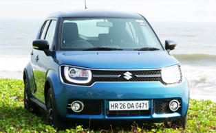 Maruti Suzuki Ignis First Drive Review