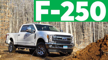 2017 Ford F-250 Quick Drive