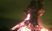 Dramatic new night eruption of colima volcano